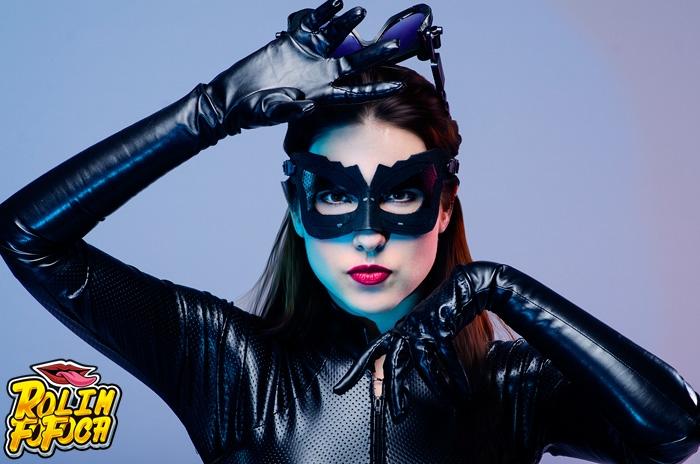 dark knight catwoman halloween costume