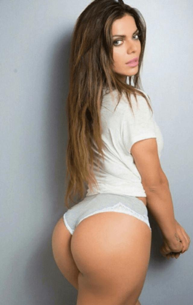 La brazileira mas sexy e bonita